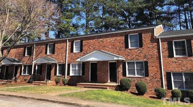 1707 Crest Road #5, Raleigh, NC 27606 (#2321875) :: The Results Team, LLC