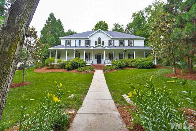 105 Arlen Park Drive, Chapel Hill, NC 27516 (#2321881) :: Raleigh Cary Realty