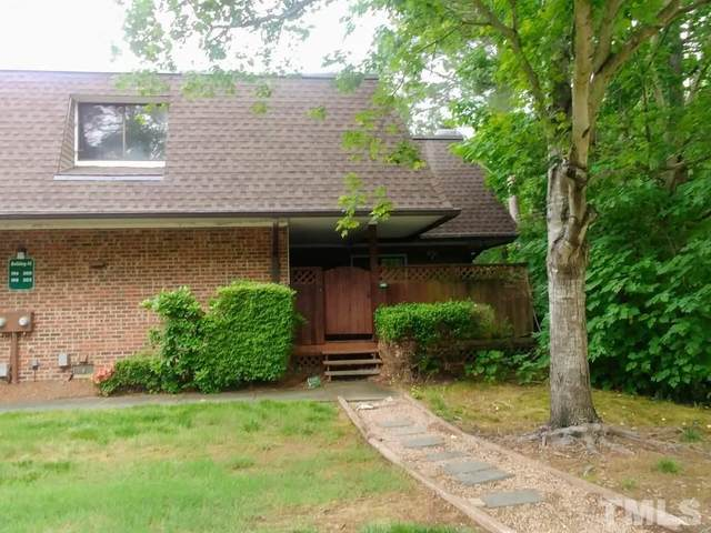 202 Finley Forest Drive #202, Chapel Hill, NC 27517 (#2321895) :: Dogwood Properties