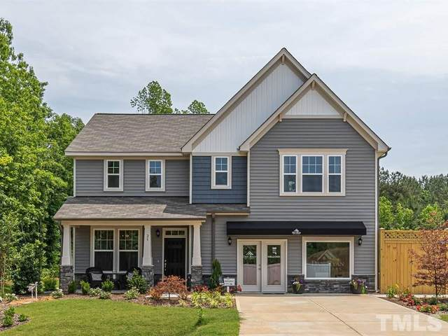 110 Gallery Park Drive Ashberry Lot 82, Franklinton, NC 27525 (#2321933) :: Spotlight Realty