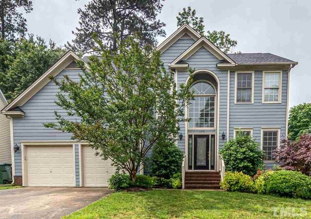 105 Brook Fryar Street, Cary, NC 27519 (#2321963) :: Marti Hampton Team brokered by eXp Realty