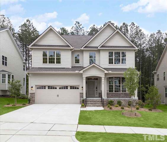 405 Gartrell Way, Cary, NC 27519 (#2321973) :: Marti Hampton Team brokered by eXp Realty
