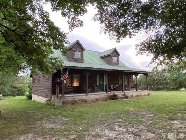 6704 Log Home Road, Wendell, NC 27591 (#2321992) :: The Perry Group