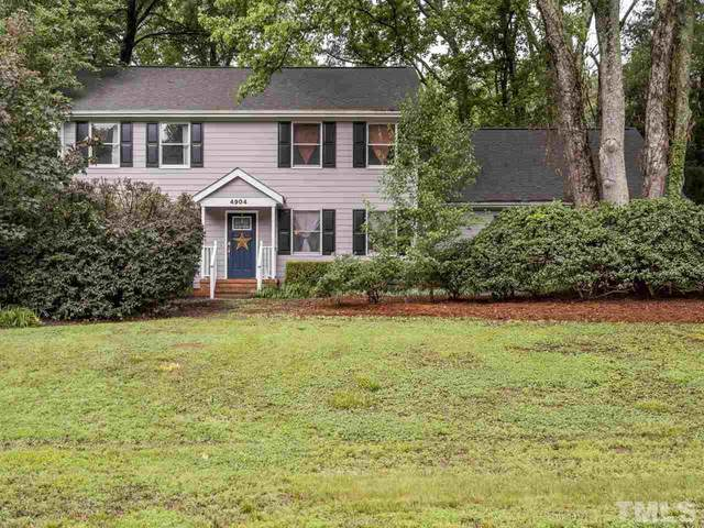 4904 Tupenny Lane, Raleigh, NC 27606 (#2321995) :: Dogwood Properties