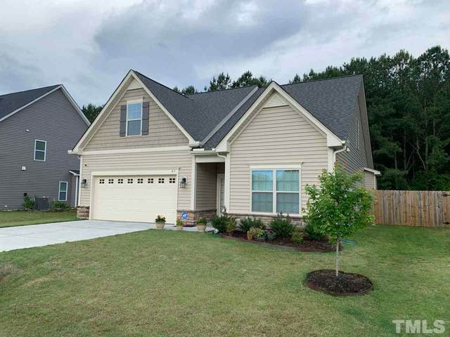 63 Gemith Court, Clayton, NC 27520 (#2322006) :: The Jim Allen Group