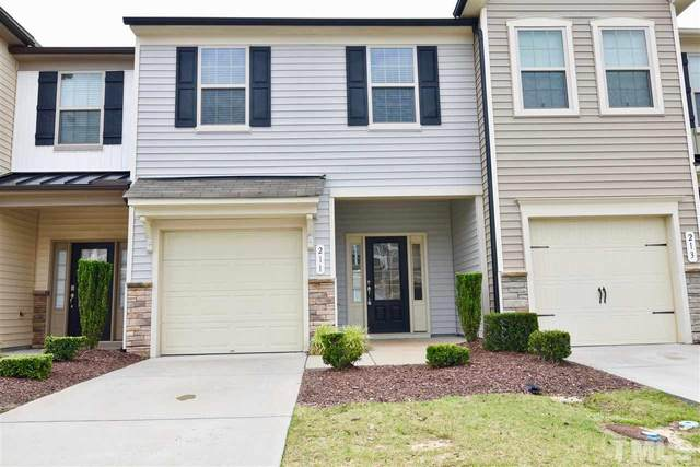211 Leighann Ridge Lane, Rolesville, NC 27571 (#2322024) :: The Perry Group