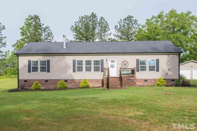 3111 Tar River Road, Oxford, NC 27565 (#2322027) :: The Perry Group