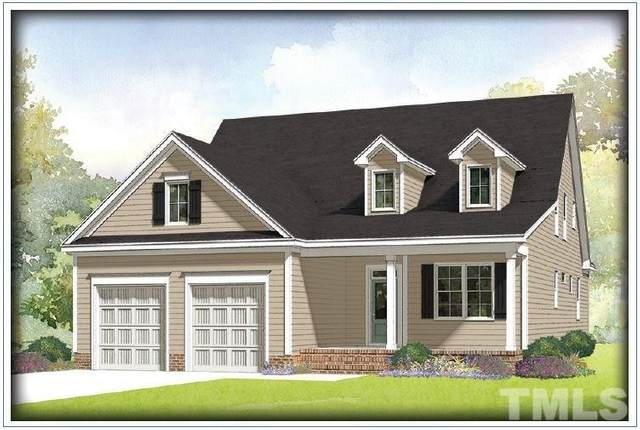 9205 Yardley Town Drive, Wake Forest, NC 27587 (#2322060) :: The Perry Group