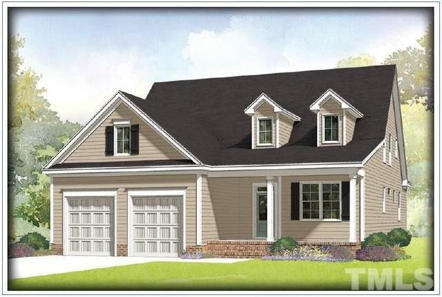 9205 Yardley Town Drive, Wake Forest, NC 27587 (#2322060) :: Classic Carolina Realty