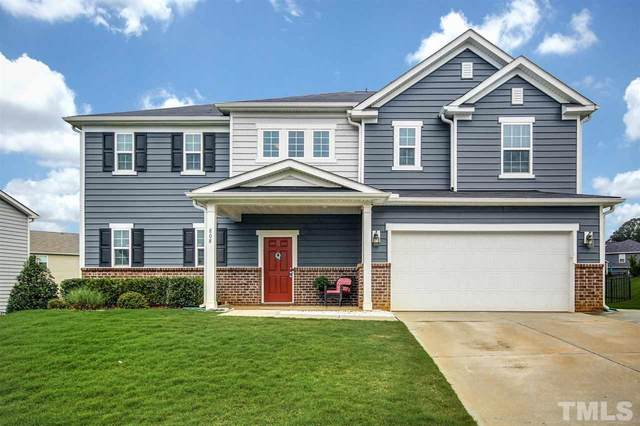 808 Teal Lake Drive, Holly Springs, NC 27540 (#2322082) :: The Jim Allen Group