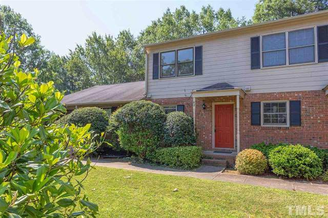119 Fidelity Street G 2, Carrboro, NC 27510 (#2322111) :: Realty World Signature Properties