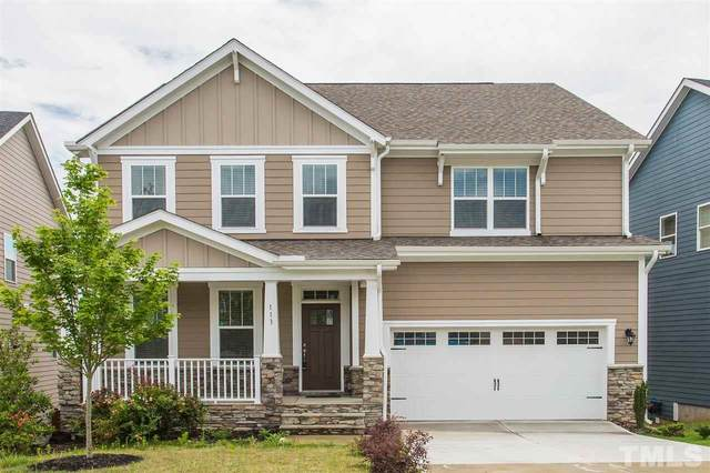 113 Durban Meadow Drive, Holly Springs, NC 27540 (#2322116) :: Rachel Kendall Team