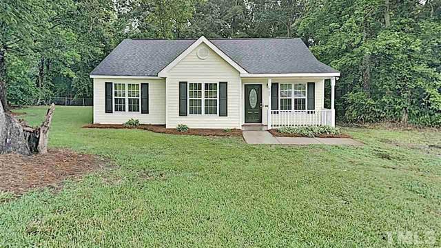 121 Hunter Lane, Zebulon, NC 27597 (#2322185) :: Classic Carolina Realty