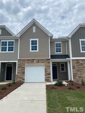 125 Hunston Drive #66, Holly Springs, NC 27540 (#2322188) :: Classic Carolina Realty