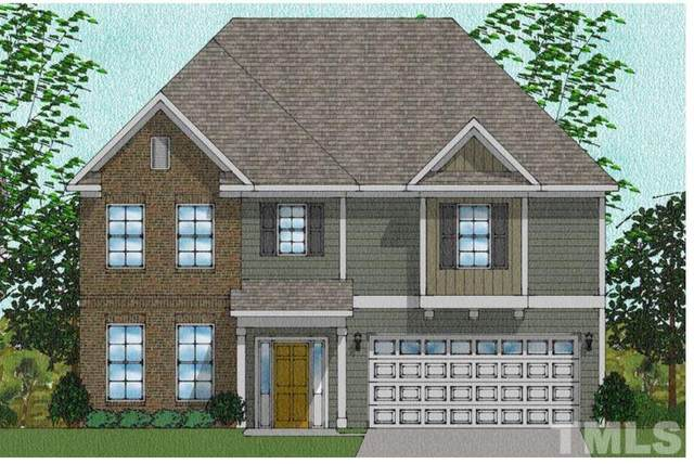 304 Cahors Trail #155, Holly Springs, NC 27540 (#2322190) :: Raleigh Cary Realty