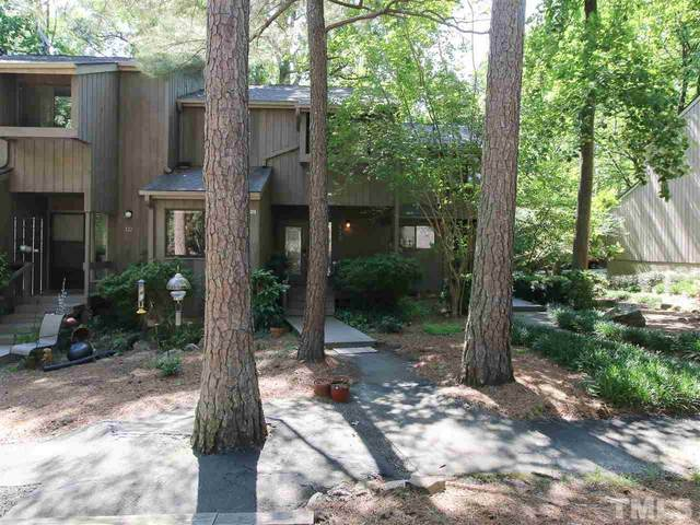120 Ridge Trail #120, Chapel Hill, NC 27516 (#2322210) :: Real Estate By Design