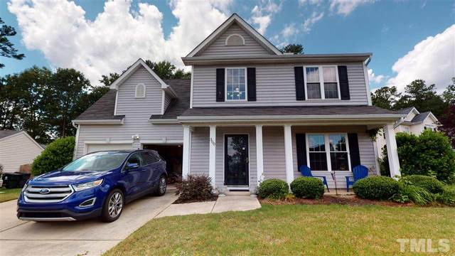 300 Valley Glen Drive, Morrisville, NC 27560 (#2322217) :: Triangle Just Listed