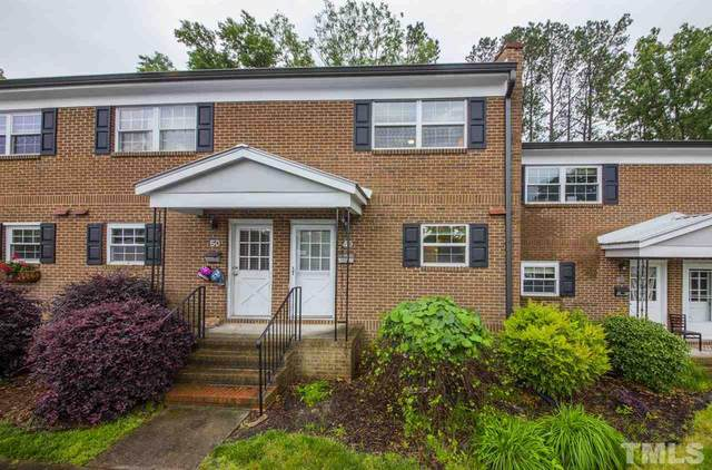 400 Davie Road #49, Carrboro, NC 27510 (#2322231) :: Real Estate By Design