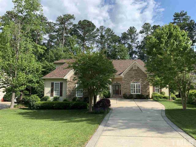 39 Forked Pine, Chapel Hill, NC 27517 (#2322237) :: M&J Realty Group