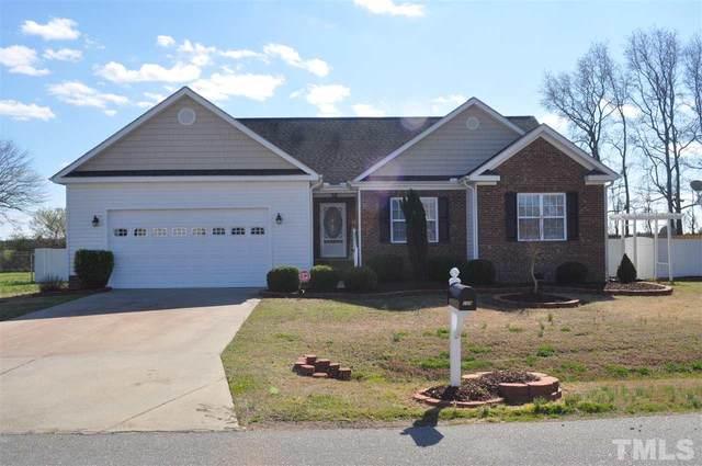 109 Oakley Drive, Princeton, NC 27569 (#2322245) :: RE/MAX Real Estate Service