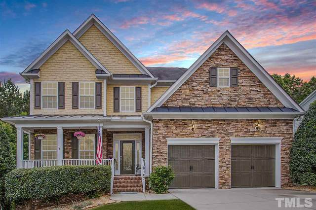 107 Sea Biscuit Lane, Cary, NC 27539 (#2322249) :: Spotlight Realty