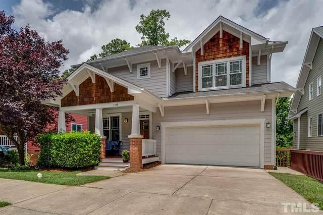 1105 Churchwood Drive, Apex, NC 27502 (#2322285) :: Spotlight Realty