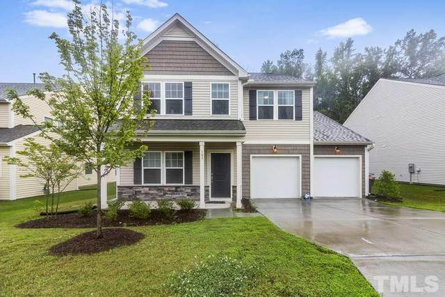 105 Fortress Drive, Morrisville, NC 27560 (#2322314) :: Triangle Just Listed
