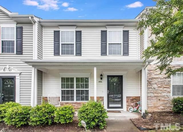 446 St John Drive, Durham, NC 27703 (#2322325) :: Real Estate By Design