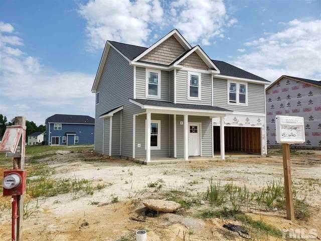 268 Longdeer Drive Buckingham, Wendell, NC 27591 (#2322343) :: Realty World Signature Properties