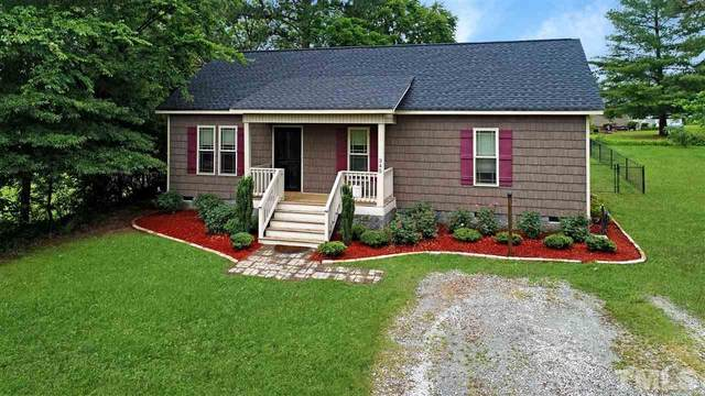 345 E Lillington Street, Angier, NC 27501 (#2322352) :: RE/MAX Real Estate Service