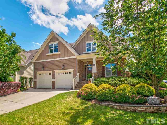2 Coggins Mine Court, Chapel Hill, NC 27517 (#2322389) :: Realty World Signature Properties