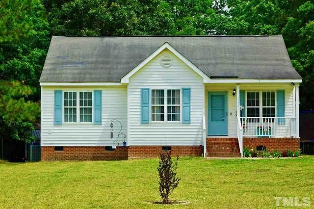 234 Morgan Parkway, Zebulon, NC 27597 (#2322401) :: Dogwood Properties