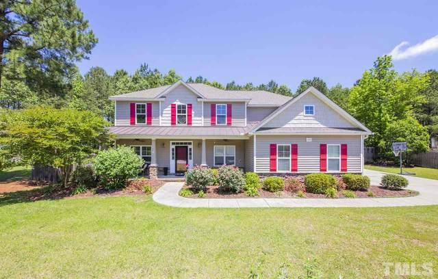 2312 Valley Drive, Clayton, NC 27520 (#2322415) :: Dogwood Properties