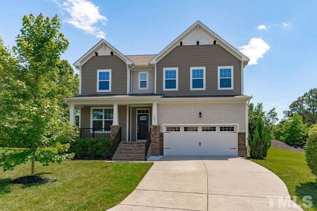 1601 Dodford Court, Wake Forest, NC 27587 (#2322433) :: Team Ruby Henderson