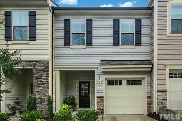 2227 Sweet Annie Way, Wake Forest, NC 27587 (#2322450) :: Team Ruby Henderson