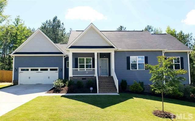 51 Golden Eagle Ridge, Zebulon, NC 27597 (#2322479) :: Dogwood Properties