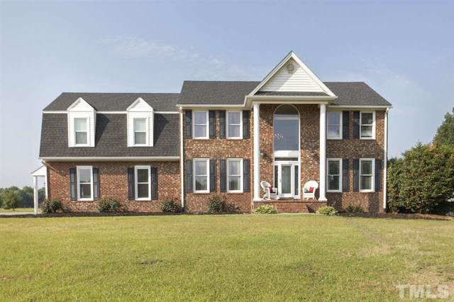 3591 Zacks Mill Road, Angier, NC 27501 (#2322501) :: Marti Hampton Team brokered by eXp Realty