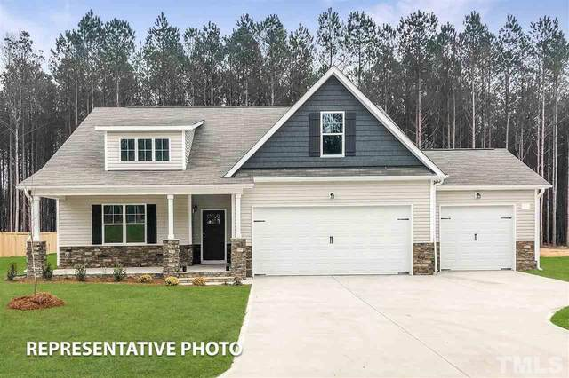 431 Heart Pine Drive, Wendell, NC 27591 (#2322520) :: Real Estate By Design