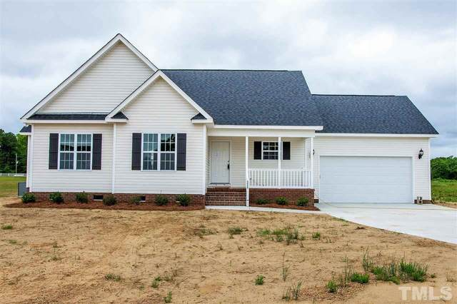 8289 Haw Branch Road, Bailey, NC 27807 (#2322522) :: The Perry Group