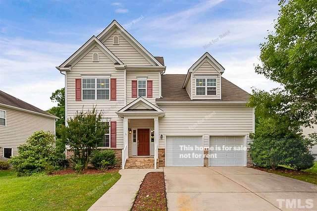 316 Middleham Drive, Rolesville, NC 27571 (#2322581) :: Rachel Kendall Team