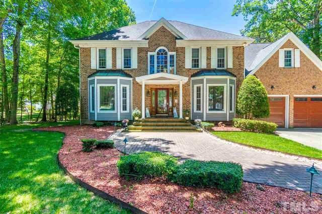 8009 Selfridge Court, Raleigh, NC 27615 (#2322650) :: Realty World Signature Properties