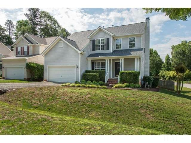 5637 Yates Garden Lane, Raleigh, NC 27606 (#2322711) :: Marti Hampton Team brokered by eXp Realty