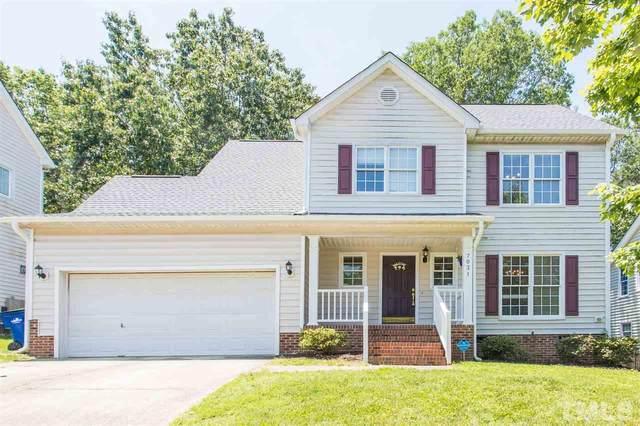 7031 Bellard Court, Raleigh, NC 27617 (#2322733) :: Real Estate By Design