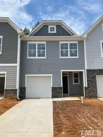 131 Hunston Drive #69, Holly Springs, NC 27540 (#2322752) :: Spotlight Realty