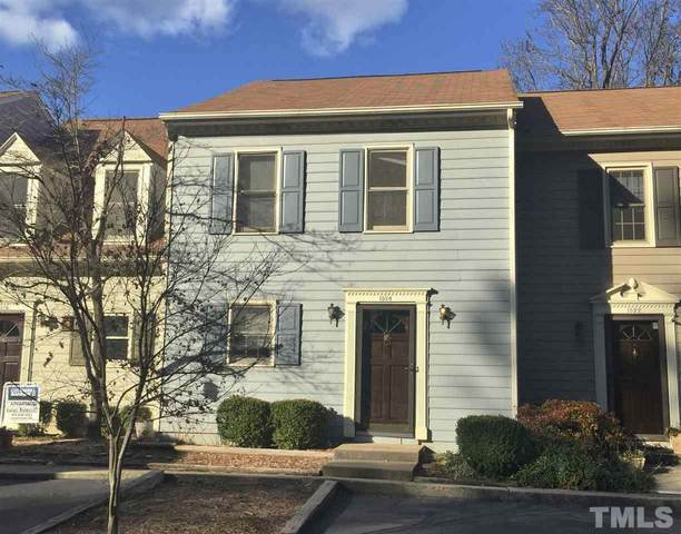 1524 Township Circle, Raleigh, NC 27609 (#2322774) :: Realty World Signature Properties