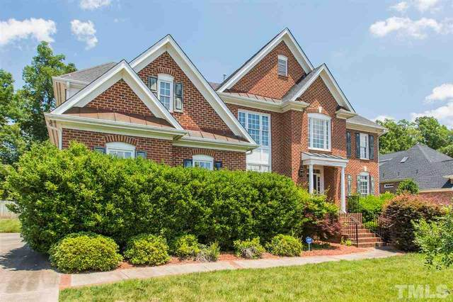 301 Bailey Ridge Drive, Morrisville, NC 27560 (#2322808) :: Triangle Just Listed