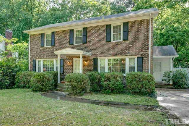 5209 E Cedarwood Drive, Raleigh, NC 27609 (#2322811) :: Real Estate By Design