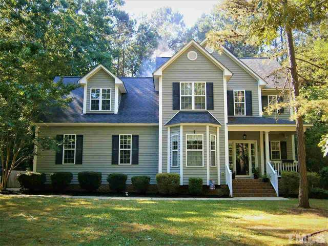 235 Albemarle Drive, Clayton, NC 27527 (#2322825) :: The Jim Allen Group
