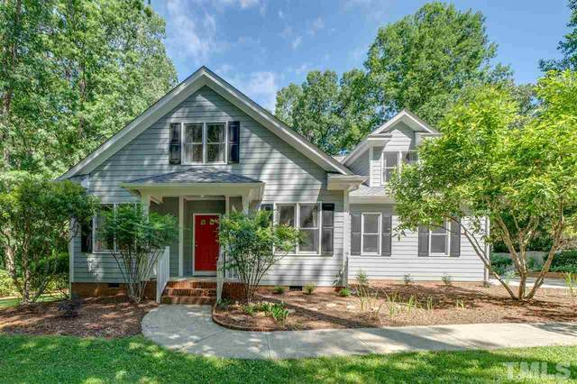 5208 Pine Drive, Raleigh, NC 27606 (#2322844) :: Marti Hampton Team brokered by eXp Realty