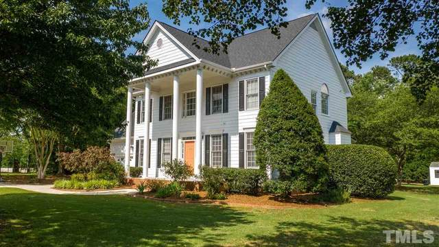 2504 Pennyshire Lane, Raleigh, NC 27606 (#2322845) :: Marti Hampton Team brokered by eXp Realty